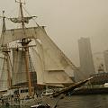 Photos: 帆船がみなとみらいに!(110602)