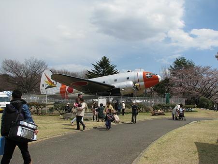 カーチスC-46輸送機