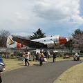 写真: カーチスC-46輸送機