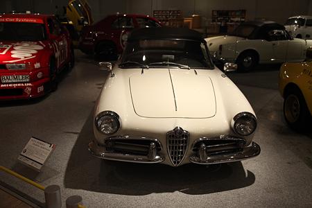四国自動車博物館・ALFA ROMEO Giulietta Spider VELOCE - 10