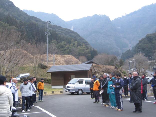 写真: 2012桜の里一周駅伝大会