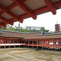 110516-52四国中国地方ロングツーリング・厳島神社と五重塔