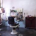 ペナン 愛用の理髪店です