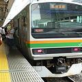 Photos: JR東日本E231系横コツK-23編成