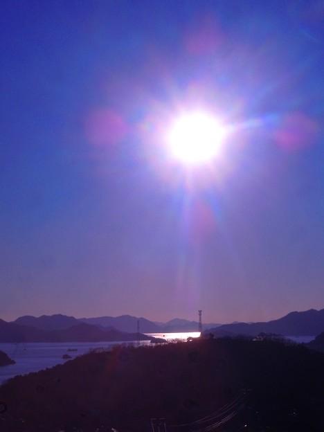 正月八日の瀬戸内海