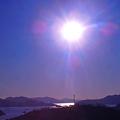 Photos: 正月八日の瀬戸内海