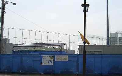 興和ゴルフセンター 取壊工事中 カインズ建設へ-1