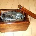 Photos: 燗銅壺の箱 完成