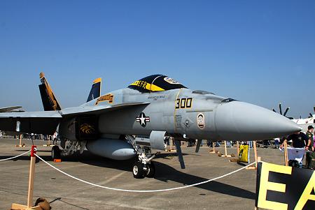 F/A-18E VFA-115 EAGLES