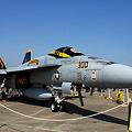 写真: F/A-18E VFA-115 EAGLES