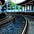 Photos: 始発を待つ駅