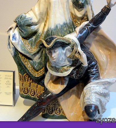 リヤドロプレミアム展・スペイン大使館・ベネチア3