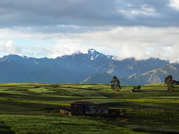Photos: ペルーの大地