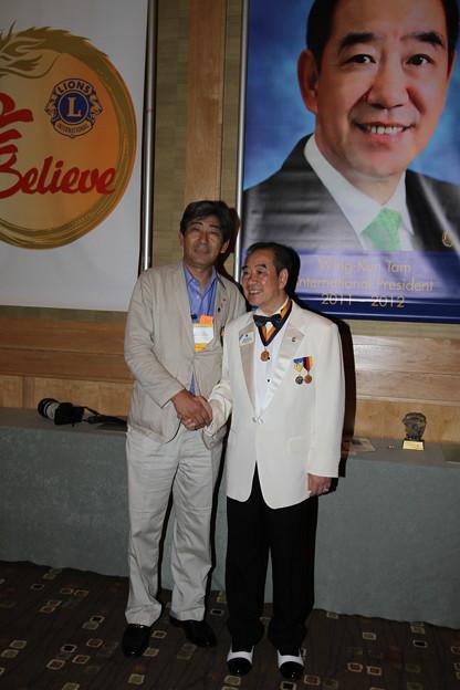 Victory Party Masao