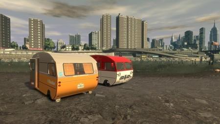 Saab Caravan Motorhome