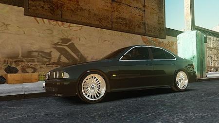 GTAIV BMW 530I E39 13