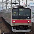 京葉線205系量産先行車